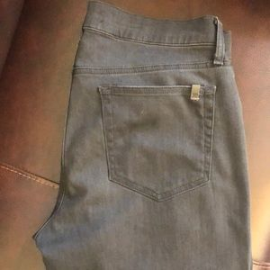 Men's Joe's Jeans The Classic, Charcoal 34/34 NWT!